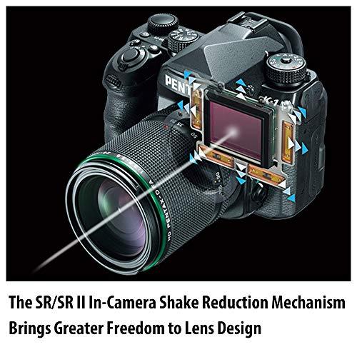 Pentax D FA 24-70mm F2.8ED SDM WR Lens (Black)