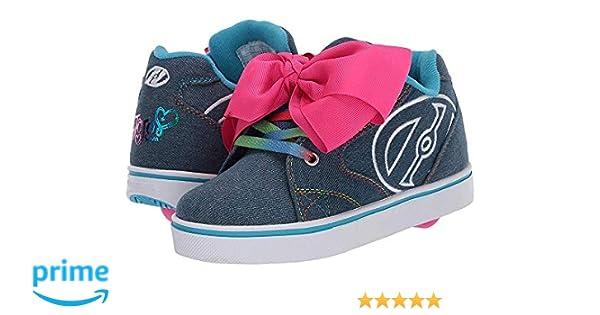 8207b677b4feb Amazon.com | Heelys Girl's Propel JoJo (Little Kid/Big Kid/Adult) | Sneakers