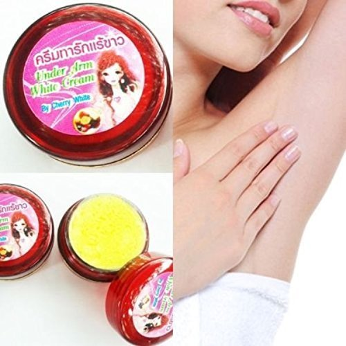 5g.underarm Whitening Cream Armpit Pink Nipples Ankles Knees Skin Women Lighten (Cream Skin Reviews Lightening)