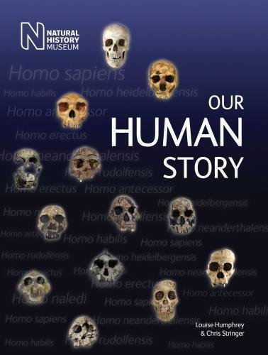 Our human story louise humphrey chris stringer 9780565093914 our human story louise humphrey chris stringer 9780565093914 amazon books fandeluxe Gallery