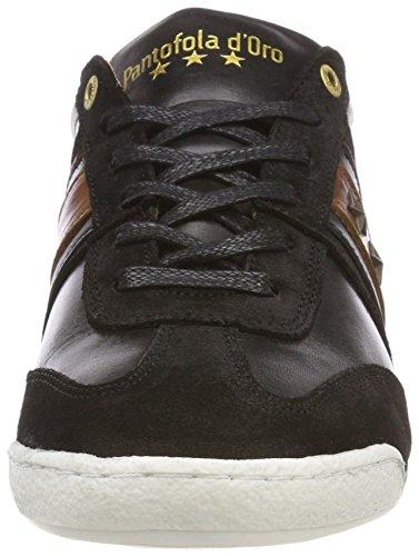 Black Low Imola 25y Uomo Herren Sneaker d'Oro Schwarz Pantofola aqIwRE