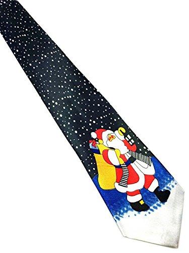 Christmas Zipper Tie - 7