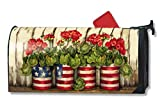 MailWraps Glory Garden Mailbox Cover 04090