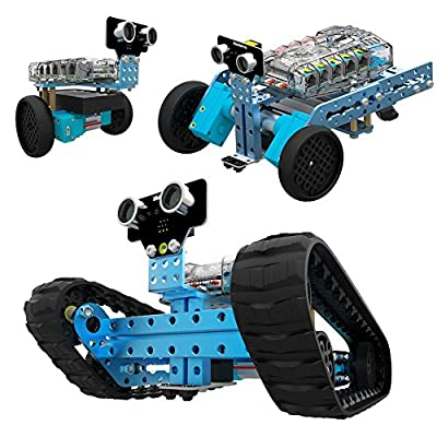 Makeblock DIY mBot Ranger Transformable STEM Educational Robot Kit - 3-in-1 Robot Kit - Arduino - Scratch 2.0- Learn Coding, Robotics, Electronics and Have Fun from Shenzhen Maker Works Technology Coltd
