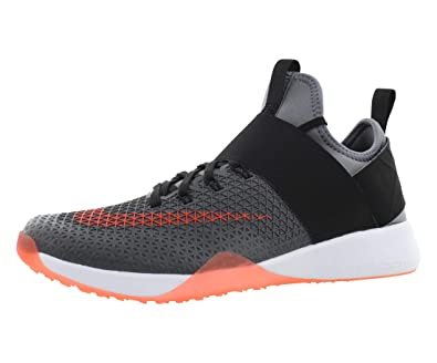 9ec46ca63242 Image Unavailable. Image not available for. Color  Nike Air Zoom Strong Sz  8.5 Cross Training Cool Grey Total Crimson-Black Shoes