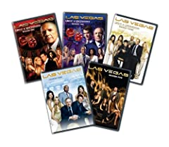 Now own every season of the electrifying series, Las Vegas, in this Amazon-exclusive bundle, which includes all 109 episodes and over two hours of bonus features. It's Sin City action like you've never seen before. Follow the stylish and acti...