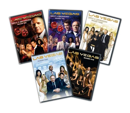Las Vegas:  The Complete Series