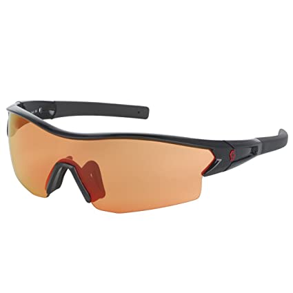 714cd5bb4a4 Scott Sports Leap Sunglasses - 238999 (Black Glossy Red Chrome Amplifier +  Clea)