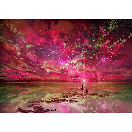 YJYDADA 5D Diamond Painting Love The Sky Rhinestone Embroidery Cross Stitch Home Decor (D) - Grand Sofa Knife