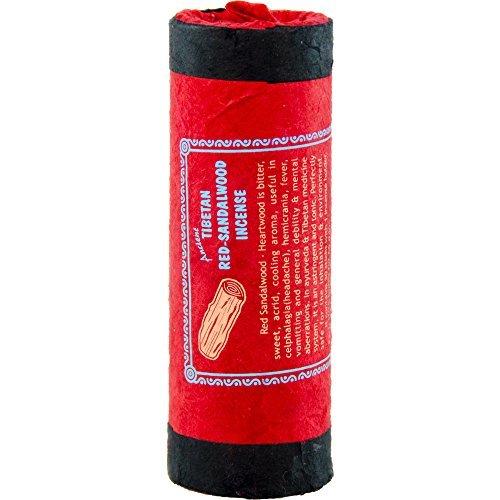 - Mandala Art Tibetan Incense - Red Sandalwood by New Age Source