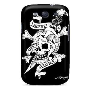 KennethKaczmarek Samsung Galaxy S3 Best Hard Cell-phone Case Customized Lifelike Ed Hardy Pictures [DQE10563Ftcm]