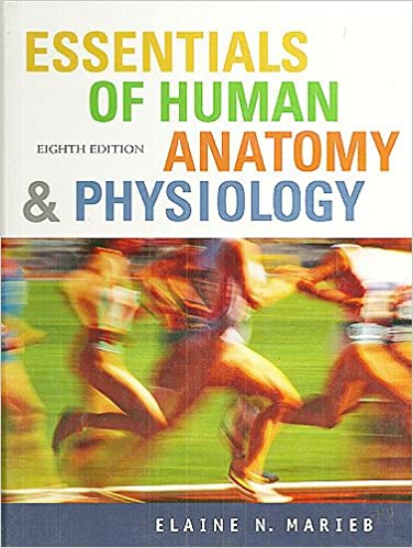 Amazon Essentials Of Human Anatomy And Physiology 9780131934818 Elaine Nicpon Marieb Books