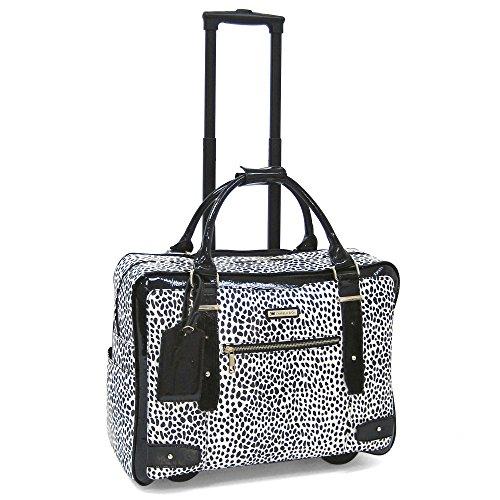 cabrelli-lena-leopard-15-laptop-rollerbrief-black-white