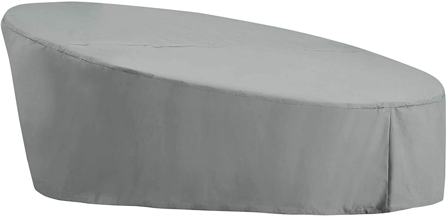Modway Immerse All-Weather Outdoor Patio Furniture Cover for Use With Convene / Sojourn / Summon Daybed