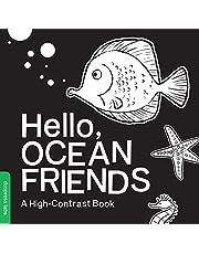 Hello, Ocean Friends: A High-Contrast Book