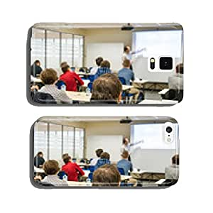 people sitting at the business conference rear view cell phone cover case iPhone6 Plus