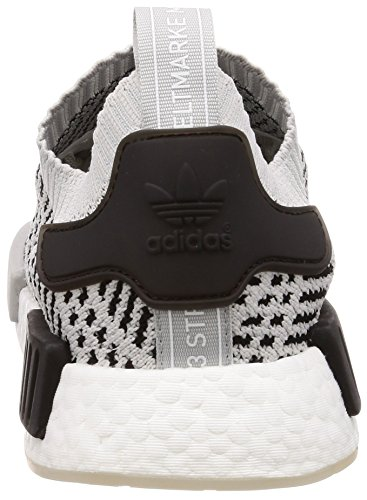 adidas NMD r1 STLT Pk, Men, color negbas/gricua/Rossol, Size 5 Grey Core Black