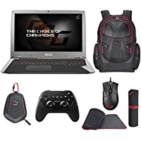 ASUS ROG G701VI-XS72K Pro Extreme (i7-7820HK, 64GB RAM, 4TB NVMe SSD, NVIDIA GTX 1080 8GB, 17.3 Full HD, 120Hz, G-Sync, Windows 10 Pro) Gaming Notebook