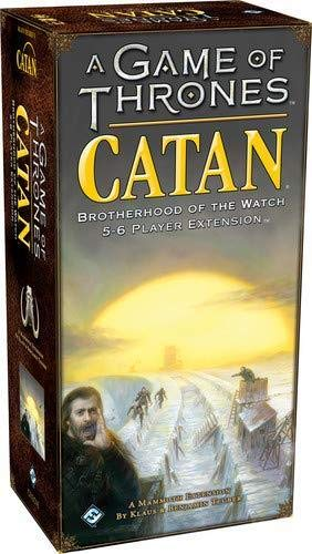 Fantasy Flight Games Catan: A Game of Thrones 5-6 Player (Catan Game Board)