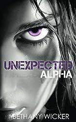 Unexpected Alpha (Aluna Series Book 1)