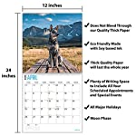 2020 Blue Heelers Wall Calendar by Bright Day, 16 Month 12 x 12 Inch, Cute Dogs Puppy Animals Australian Cattle Canine ACD Queensland Heeler 9