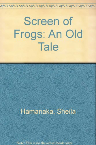Screen of Frogs: An Old Tale - Old Orchard House