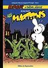Arthur le fantôme justicier, tome 5 : Les Martiens par Cézard