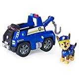 Paw Patrol 20084878-6037956 Chase's Tow Truck - Figure Vehicle