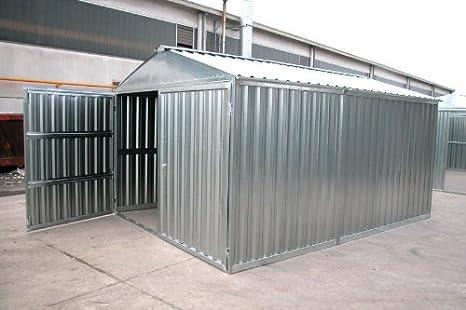 Box auto in lamiera coibentata prezzi for Box garage lamiera