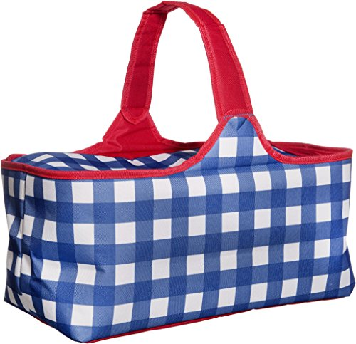 waybags Large Insulated Zippered Picnic Tote Bag