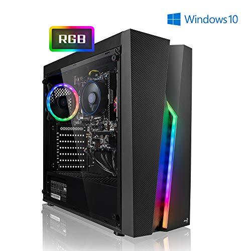 PC Gaming – Megaport Ordenador Gaming PC AMD Athlon 3000G 2X 3.50GHz • AMD Radeon Vega 3 • 8GB DDR4 • 1TB • USB3.0…