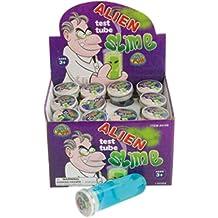 Alien Test Tube Slime Case Pack 5 , Kid ,Toy , Hobbie , Nice Gift
