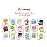 NEW! 18 KaWaii Baby Printed Snap One Size Pocket Cloth Diaper Shells (8-36 lbs)