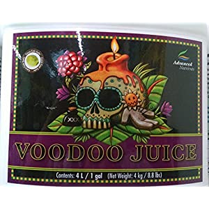 Advanced Nutrients Voodoo Juice Fertilizer, 4L