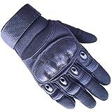 Upgraded Men's Full Finger Military Hard Knuckle Tactical...