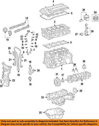 Nissan 13024-JA00A, Engine Balance Shaft Sprocket