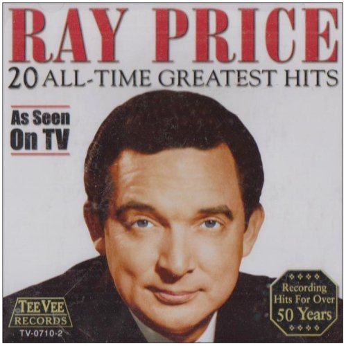 20 All Time Greatest Hits - Price Of Ray