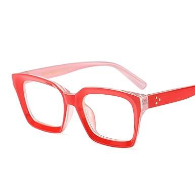 1e6875bde13 Brand Designer Leopard Temple Rivets Eye Glasses Men Women Full Frame  Eyeglasses
