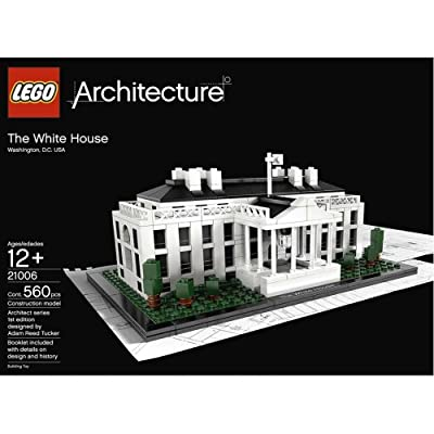Lego Architecture White House 21006 from LEGO