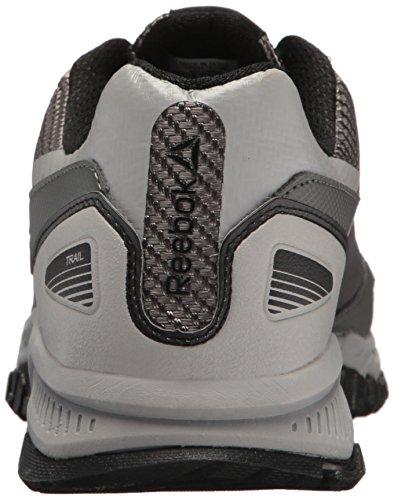 Ironstone Ash 3 Lava Sneaker Stark Bright Men's Ridgerider Grey US Black M 12 Grey 0 Trail Reebok wqYUpFzx