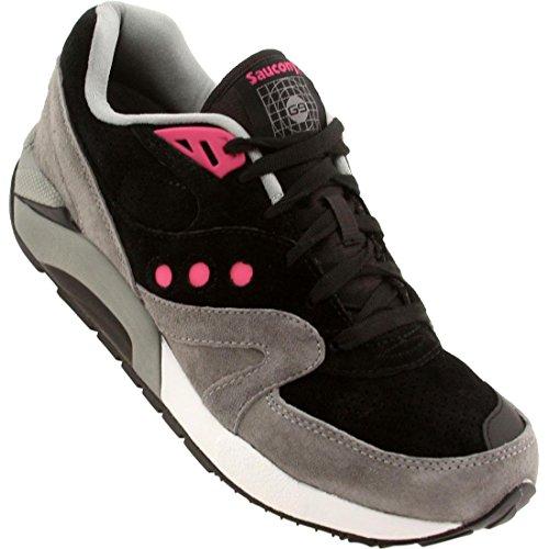 Control Saucony Men's Black G9 Sneakers 05qxAw7xfP