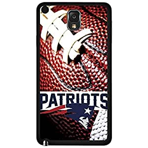 New England Patriots Football Sports Hard Snap on Phone Case (Note 3 III)