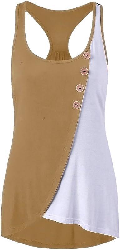 DAY8 T Shirt Femme Grande Taille Été Haut