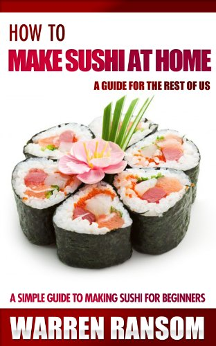 sushi for beginners ebook