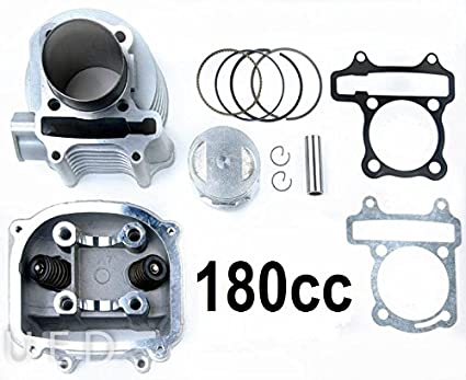 150cc to 180cc Gy6 Scooter Moped Big Bore Kit 61mm