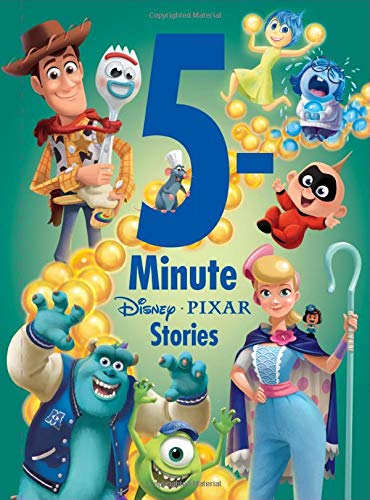 5-Minute Disney*Pixar Stories Now $5.79 (Was $12.99)