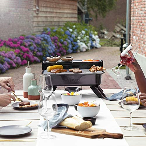Barbecue polyvalent 112252 Princess Pour préparer un