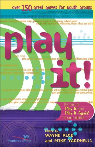 Best of Play It! (Youth Specialties) by [Rice, Wayne, Yaconelli