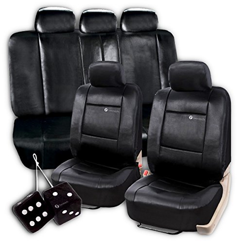 zone tech leather seat cover - 3