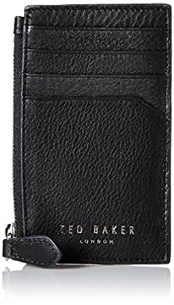 bfed8c79c Image Unavailable. Image not available for. Color  Ted Baker Men s Bifold  with Zip Coin Wallet